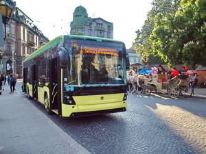 """Львов купил троллейбусы """"Электрон"""" по 6 миллионов за каждый"""