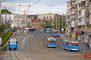 В Виннице реконструируют главную транспортную развязку города (ФОТО)