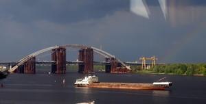 Углубление судоходного фарватера на Днепре может начаться этой осенью