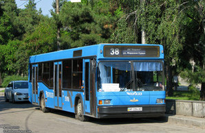 Запорожская мэрия собирается купить десять городских автобусов