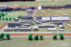 Один из портов Большой Одессы обзавелся трехмерной диорамой (ФОТО)