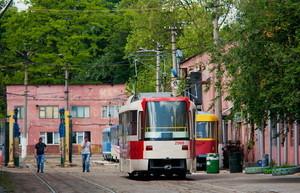 В Одессе планируют начать производство частично низкопольных трамваев