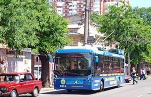 Водителей одесского общественного транспорта пытаются уберечь от жары