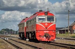 Страны Прибалтики начинают строительство железной дороги европейской колеи