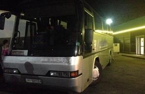 """Бизнес по-украински: людей из Одессы в Киев возят автобусы вместо """"Лексусов"""" на BlaBlaCar"""