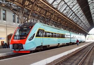 Украинские железные дороги отменили тендер на покупку скоростных поездов.