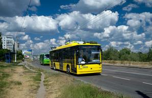 В Сумах объявлены торги на покупку девяти троллейбусов
