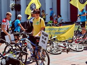 Киев запускает муниципальный велопрокат