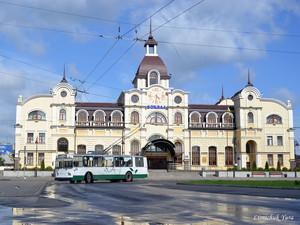 Электротранспорт Луцка переходит на использование электронных билетов