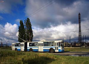 В Сумах собираются строить линию троллейбуса за 28 миллионов