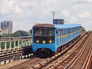 Киевский метрополитен ждут модернизация и новые метропоезда