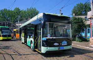 Одесские транспортники планируют развивать электробусы вместо обычных автобусов и троллейбусов