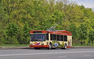 Ровно покупает троллейбус с автономным ходом на дизель-генераторе