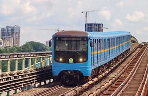 В Харькове купили один поезд метро