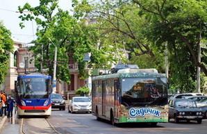 Кинофестиваль вносит изменения в работу одесского городского транспорта