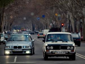 В Украине техосмотр автомобилей будут проводить прямо на дороге