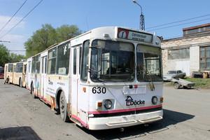 В российском городе Курган продают троллейбусы за долги обанкротившегося муниципального перевозчика