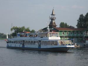 Между Белгородом-Днестровским, Затокой и Овидиополем будет ходить пассажирский катер