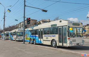 Мариуполь отказался от закупки низкопольных автобусов и двух подержанных троллейбусов