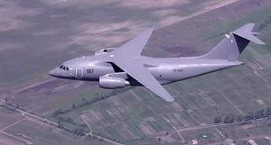 В Украине построят транспортный самолет без российских комплектующих
