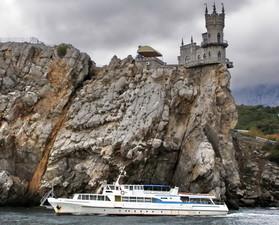 По мнению российских аналитиков, украинский бизнес участвует в строительстве Керченского моста