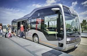 В Голландии тестируют беспилотный автобус (ФОТО)