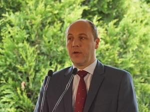 Парубий пообещал заняться вопросом трассы Одесса-Рени