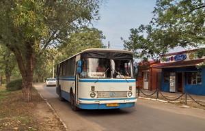 Один из участков трассы Одесса - Рени начали ремонтировать в Болградском районе