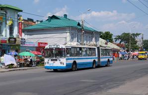 Линию троллейбуса в Сумах будут строить на 5 миллионов дешевле