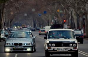 В Одесской областной администрации оценивают стоимость проезда по платному автобану в Киев в 900 гривен