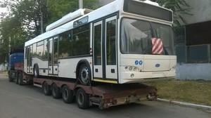 Бюджетный секвестр: Мариуполь отказывается от покупки 12 новых троллейбусов