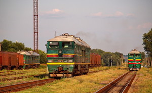 Одесская железная дорога наращивает грузооборот