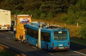 Литовский Каунас покупает семь низкопольных троллейбусов из Голландии (ФОТО)
