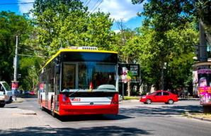 В Одессе планируют строить линию троллейбуса