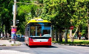 Одесса объявляет тендер на закупку еще пяти троллейбусов