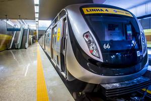 В бразильском Рио-де-Жанейро к Олимпиаде запустят новую ветку метро (ФОТО)