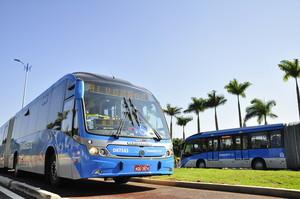Олимпийская столица Рио запускает линии скоростных автобусов (ФОТО)