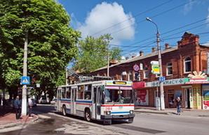Хмельницкий объявляет тендер на 7 новых троллейбусов