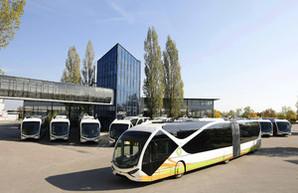 Самые дорогие в мире троллейбусы курсируют в Саудовской Аравии и стоят свыше миллиона евро (ФОТО)