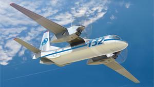 """На самолеты """"Антонова"""" устанавливают канадские двигатели"""