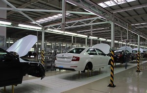 Производство легковых автомобилей в Украине с начала года существенно снизилось