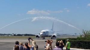 Одесский аэропорт занял второе место по пассажиропотоку