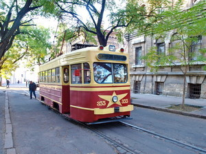В Одессе запускают экскурсионные маршруты ретро-трамвая