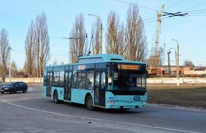 Чернигов повторно объявляет тендер на 10 троллейбусов