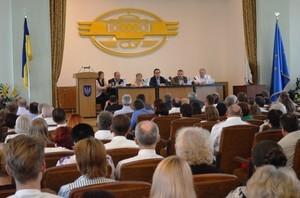Войцех Балчун в Одессе пообещал железнодорожникам новые тепловозы, вагоны и электрификацию направлений