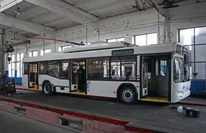 Днепр объявляет новый тендер на 13 троллейбусов и отменяет предыдущие закупки