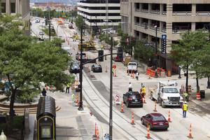 В столице штата Канзас запущена первая линия трамвая (ФОТО)