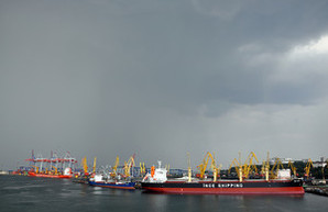 Одесский порт показывает положительную динамику перевалки грузов