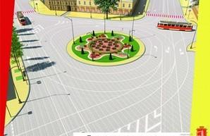 В Одессе на два месяца перекроют Тираспольскую площадь
