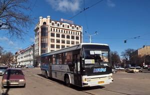 Реконструкция Тираспольской площади в Одессе: как будут ходить автобусы